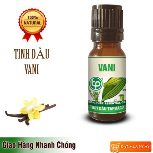 Tinh Dầu Vani