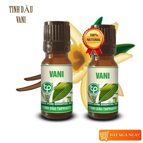 Dầu vanilla