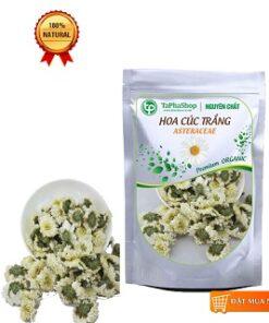 trà hoa cúc trắng giải độc thanh nhiệt ở tphcm